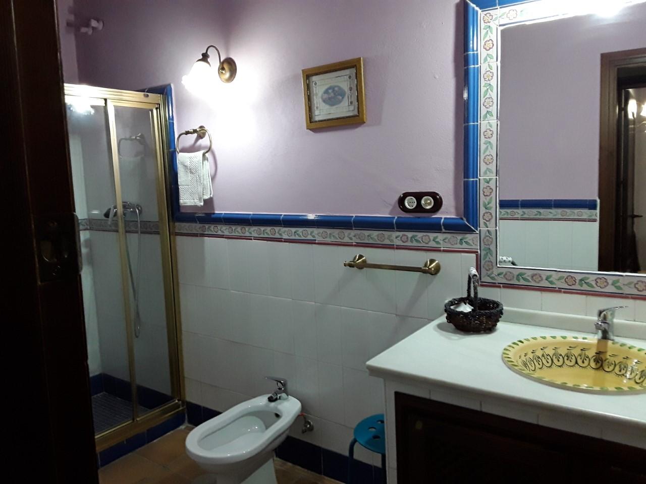 Baño Apartamento nº2