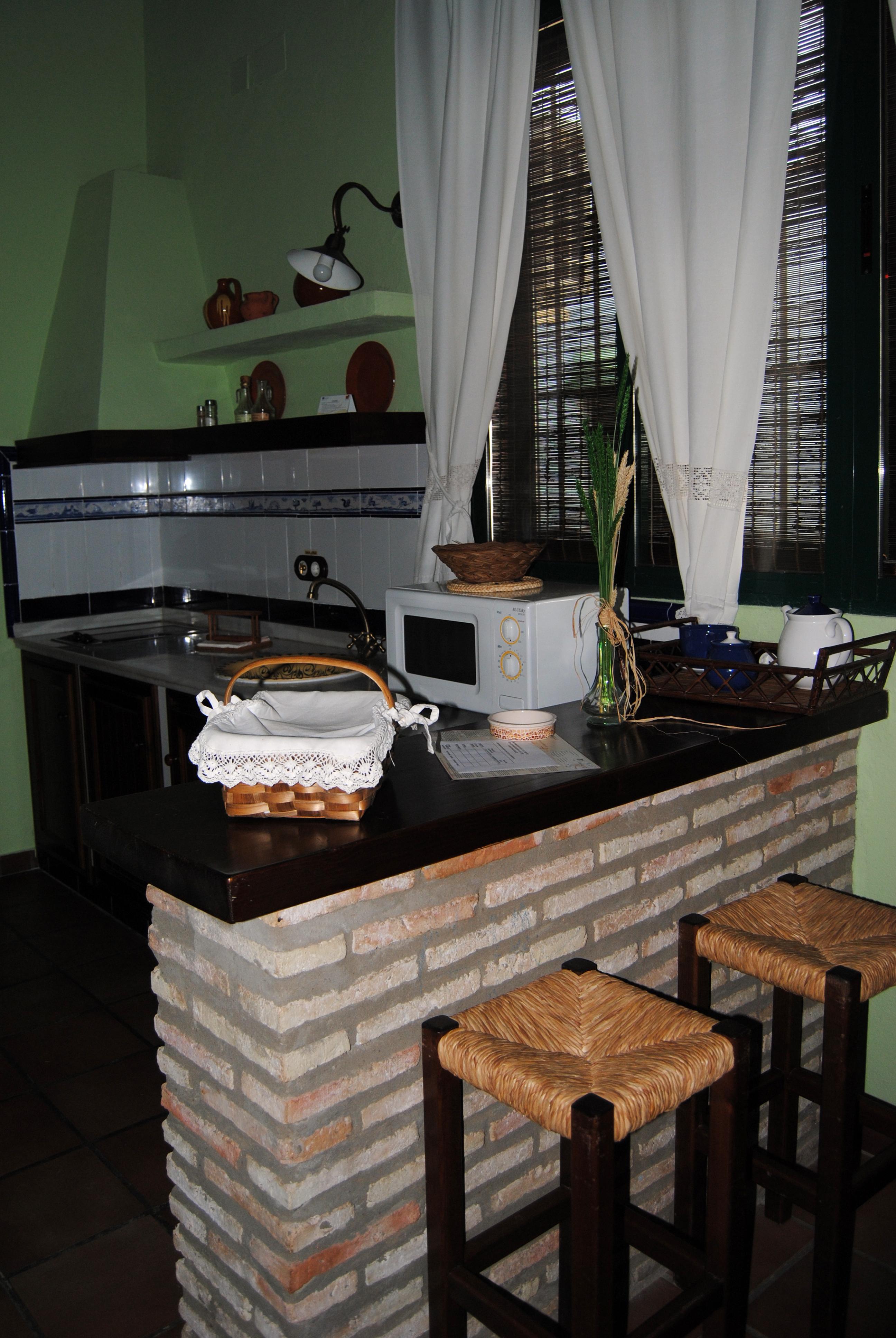 Cocina Apartamento nº1