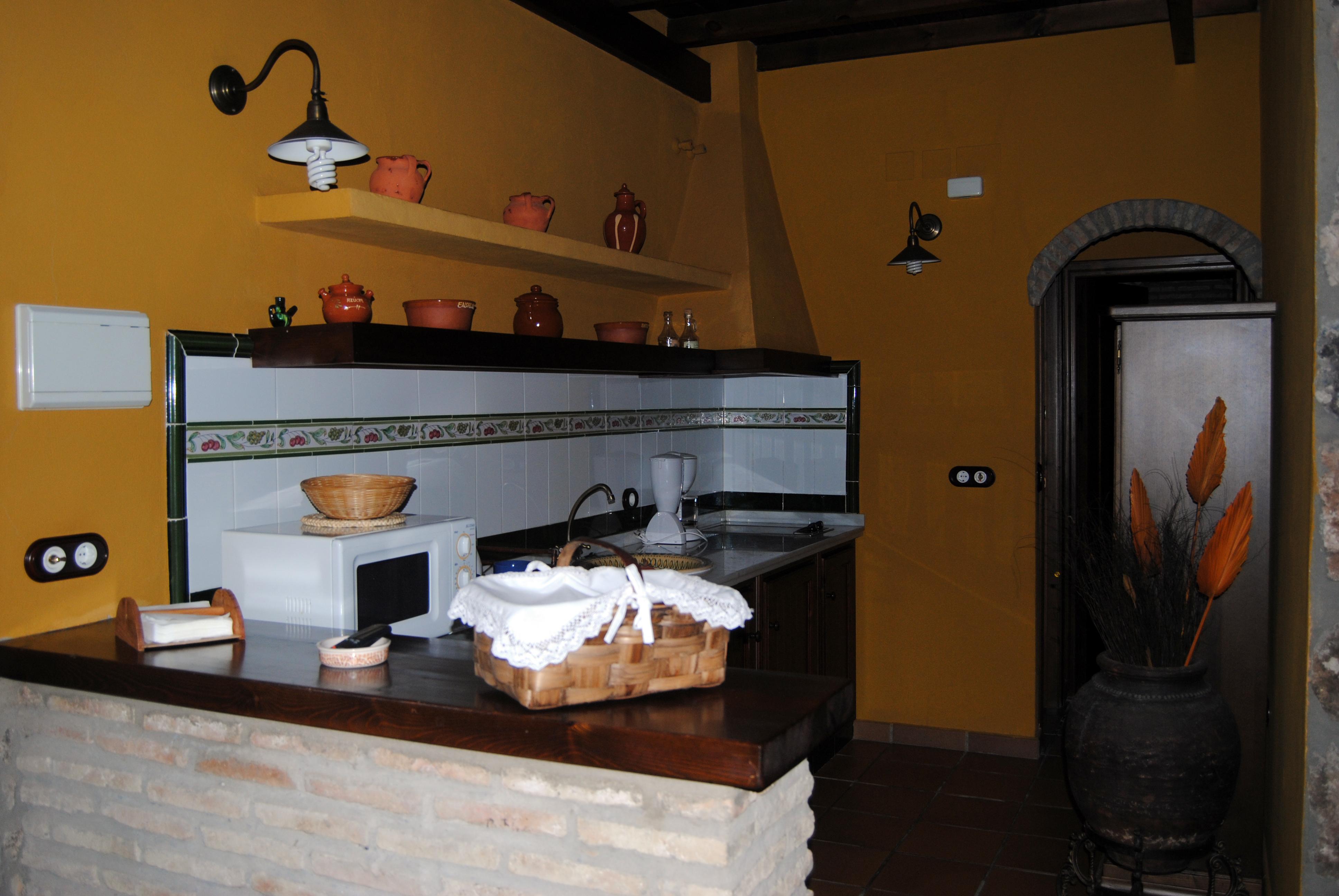 Cocina Apartamento nº4