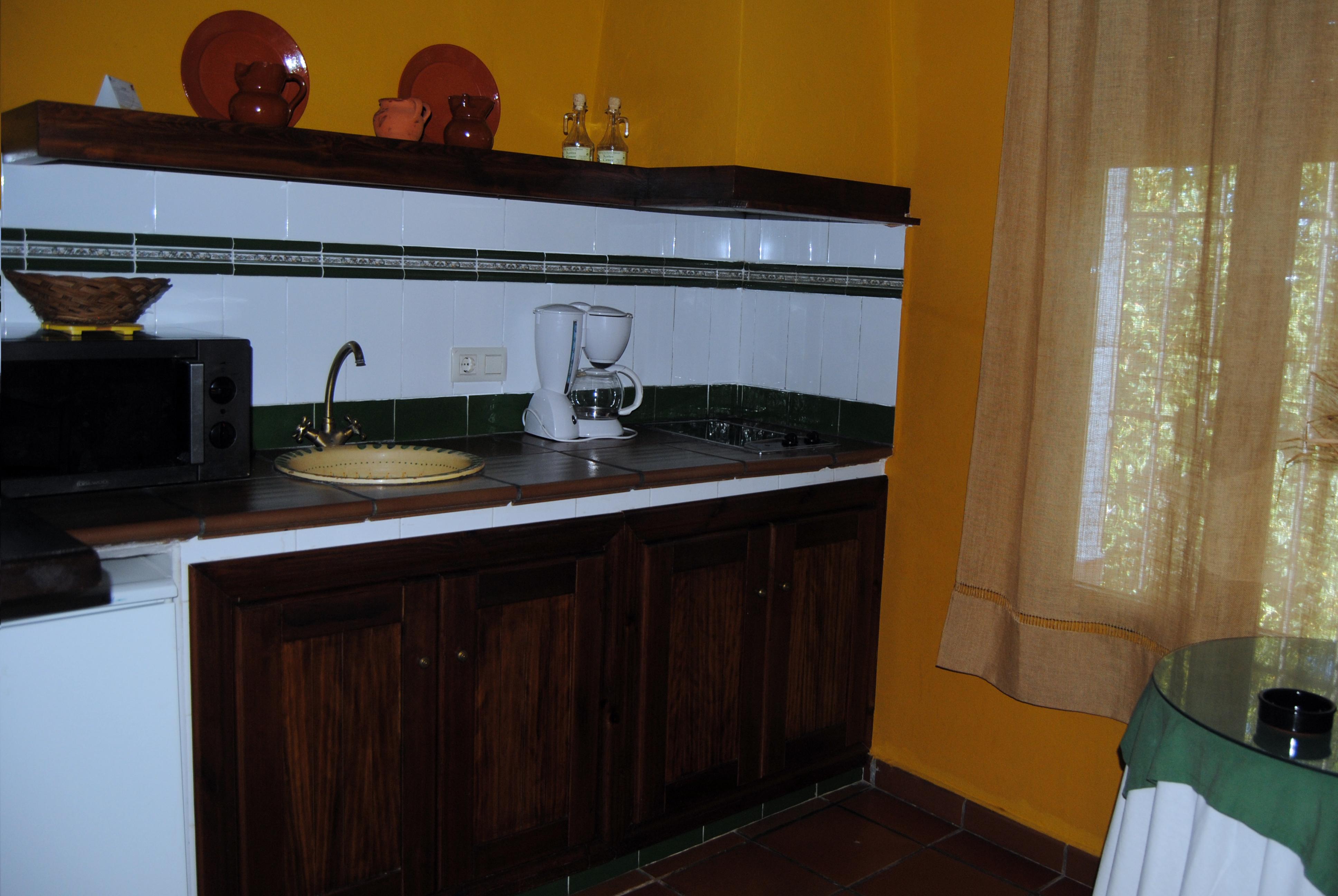 Cocina Apartamento nº5