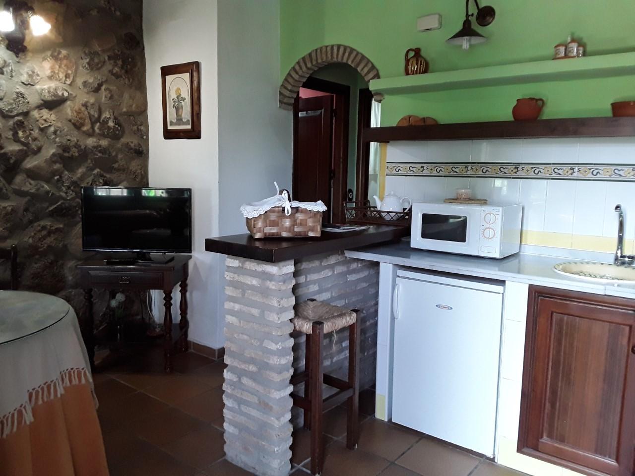 Cocina Apartamento nº3