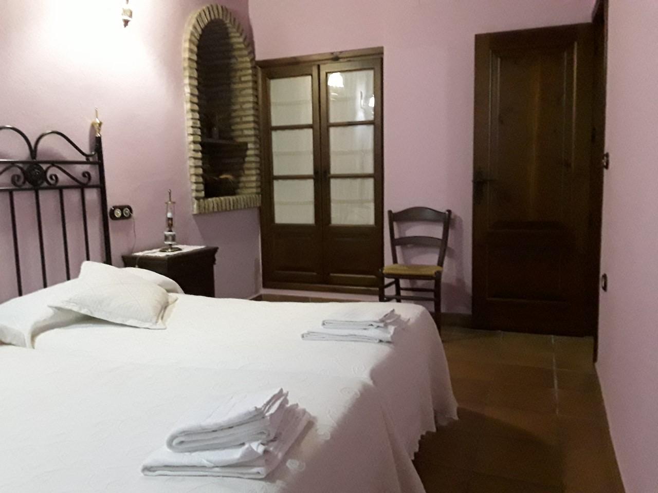 Dormitorios dos camas Apartamento nº2