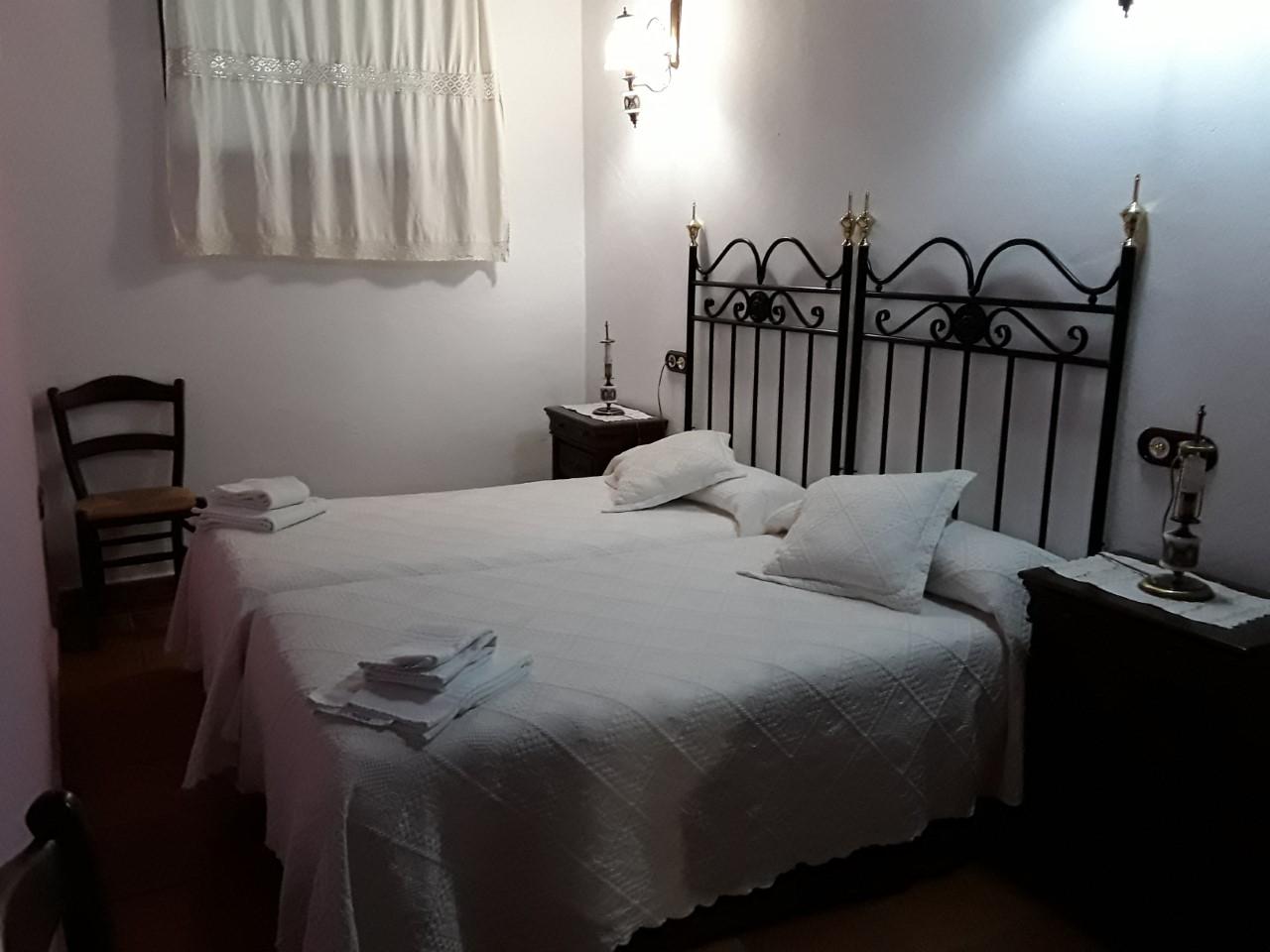 Habitacion dos camas Apartamento nº3