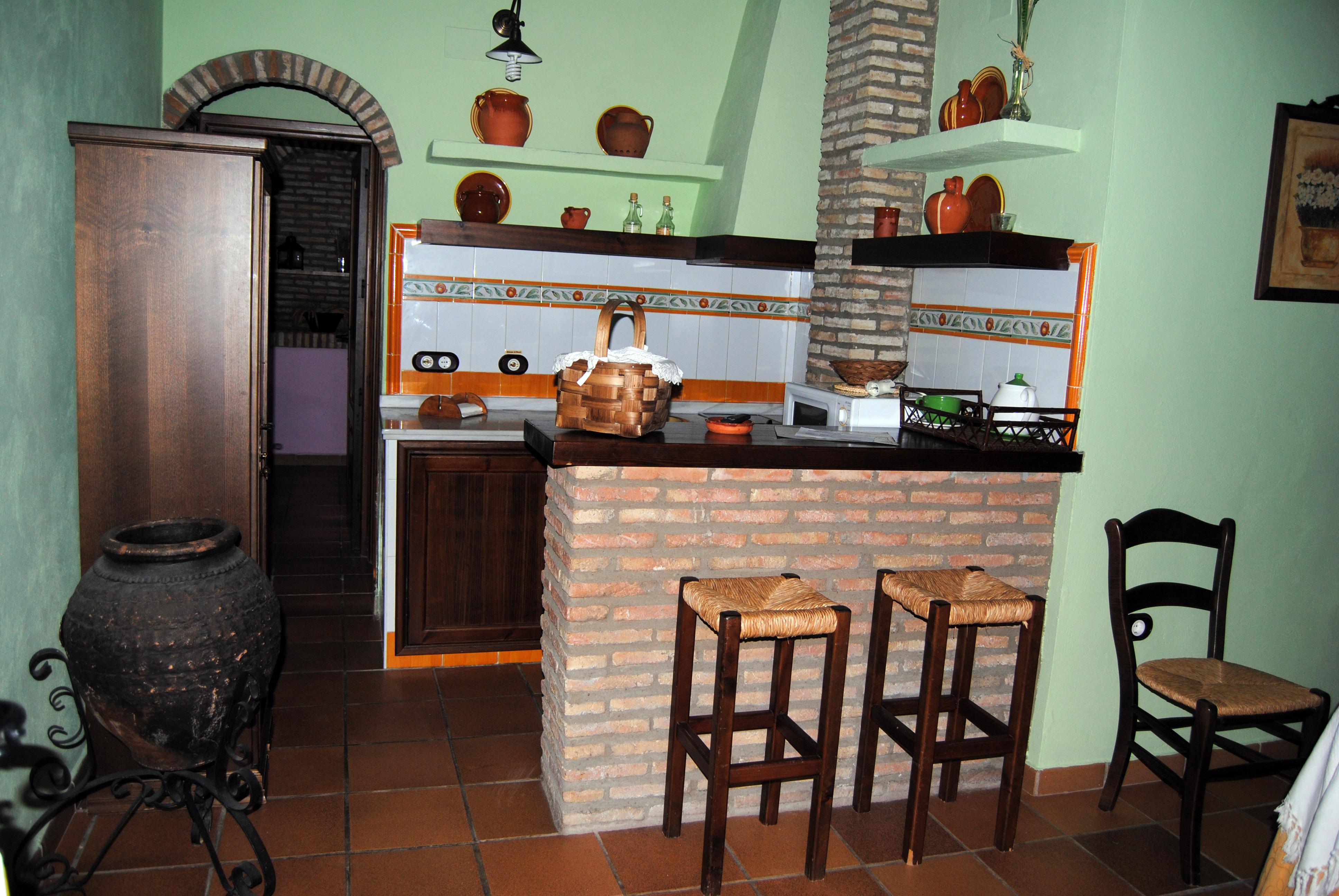 Cocina Apartamento nº2
